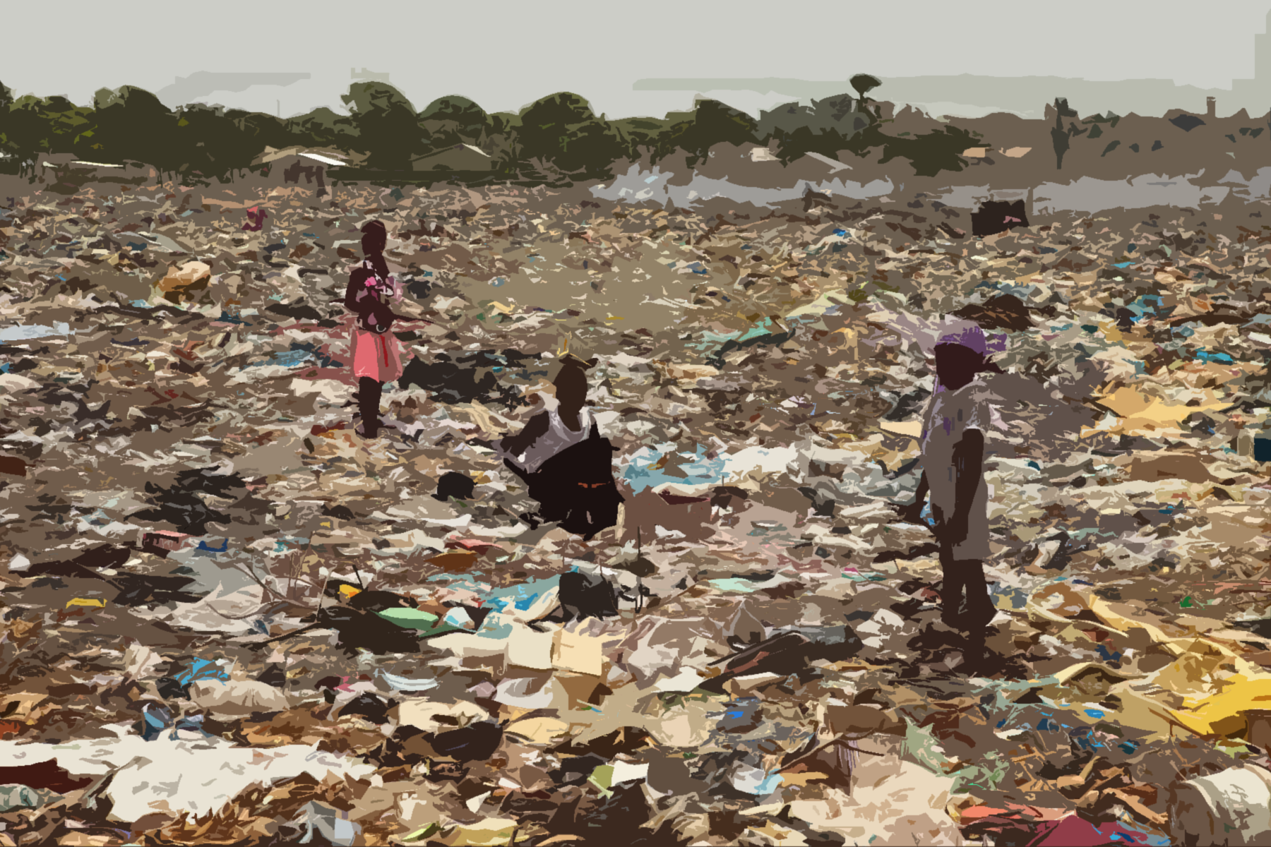 National Project Launch Sustainable Waste Management for the Reduction of Child Rights Violations at Bakoteh Dumpsite